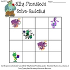 Silly Monster Sudoku