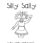 Silly Sally:  Literacy and Math Center Fun