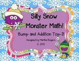 Silly Snow Monster Math