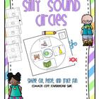 Silly Sound Circles: Simple Cut, Paste, and Trace Fun