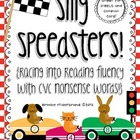 Silly Speedsters! {Racing into Reading Fluency with CVC No