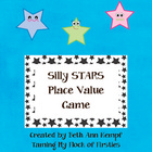 Silly Stars Place Value Game