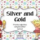 Silver and Gold: Adjectives for the Winter Games