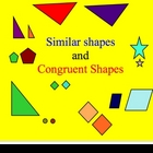 Similar Congruent Shapes Math Smartboard Lessons