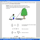 Similar Figures & Scale Drawings Smartboard Lesson