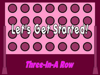 Simile and Metaphor Three-In-A-Row PowerPoint game