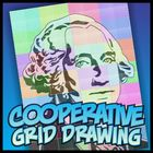 Simple Cooperative Grid Drawing - George Washington