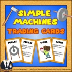 Simple Machine Vocabulary Cards