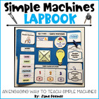 Simple Machines Lapbook and Foldables