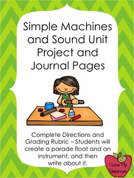 Simple Machines and Sound Project, Presentation, and Gradi