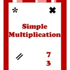 Simple Multiplication Worksheets