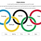 Simple Olympic Antonyms - The Olympics are coming!