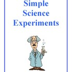 Simple Science Experiments, Magnets, Rocks, Water and Machines
