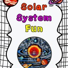 "Simple Solar System Model ""Play Doh Planets"""