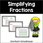 Simplifying Fractions for Students Who Can&#039;t Multiply or Divide