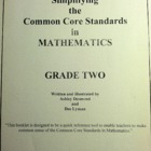 Simplifying the Common Core Standards in MATHEMATICS GRADE 2