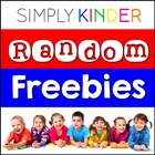 Simply Kinder Random Freebies