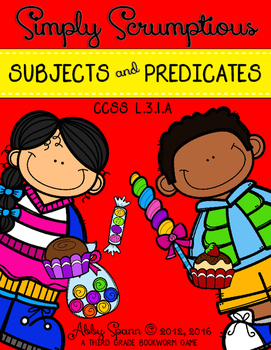 Simply Scrumptious Subjects and Predicates