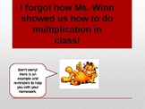 Singapore Math 3 digit by 2 digit Multiplication Ppt