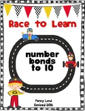 Singapore Math: Race to Learn Number Bonds 1 to 10