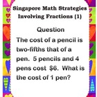 Singapore Math Strategies Involving Fractions (1)