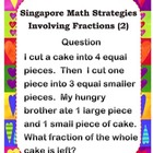 Singapore Math Strategies Involving Fractions (2)