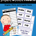 Singular and Plural Noun Activities