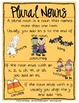 Singular and Plural Noun Halloween Trick-or-Treat Game