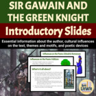 Sir Gawain and the Green Knight PowerPoint