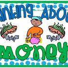 Six 11x17 Money Posters to Display in Your Classroom
