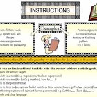 Six Mini Bulletin Board Posters for Non Fiction Writing PDF
