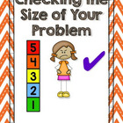 Size of Your Problem: Social Story