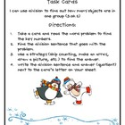 Skating into Division Word Problems Task Cards (3.OA.2)
