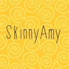 SkinnyAmy - Amy Alvis Fonts - Personal or Commercial Use