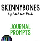 Skinnybones by Barbara Park 12 Comprehension Assessment Questions