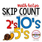 2nd Grade Math Helps - Skip Counting
