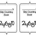 Skip Counting Mini Book