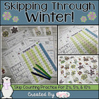"""Skipping Through Winter"" - Skip Counting By 2's, 5's and 10's"