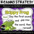 Skippy Frog Reading Strategy: Lesson Plan, Center, PowerPo