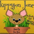 Skippyjon Jones ~ 50 Page Activity Unit For All Five Skipp