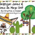 Skippyjon Jones &amp; Cinco de Mayo Literacy &amp; Math Unit