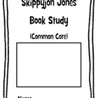 Skippyjon Jones Common Core Graphic Organizers