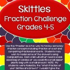 Skittles Fraction Challenge Grades 4-5