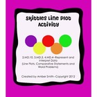 Skittles Line Plot Activity