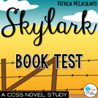 Skylark: Book Test