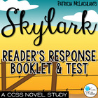 Skylark: Student Response Booklet