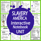 Slavery Unit-Common Core