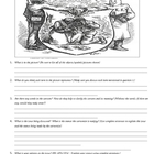 Slavery and the Reconstruction - Analyzing Political Cartoons