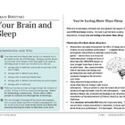Sleep, Learning and Your Brain