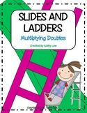 Slides and Ladders--Multiplying Doubles